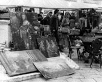 Marchés d'Antiquité à Venise