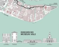 Dorsoduro Museum Mile in Venice, an Art Walk Unique in the World