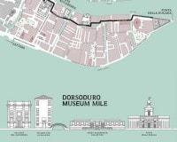 Le Dorsoduro Museum Mile de Venise, un Mile d'Art Unique au Monde