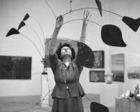 Exposition 1948: la Biennale de Peggy Guggenheim à Venise